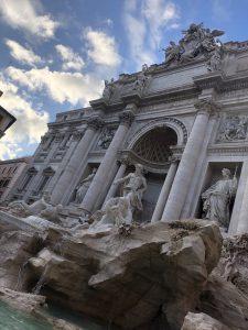ローマの空 その1