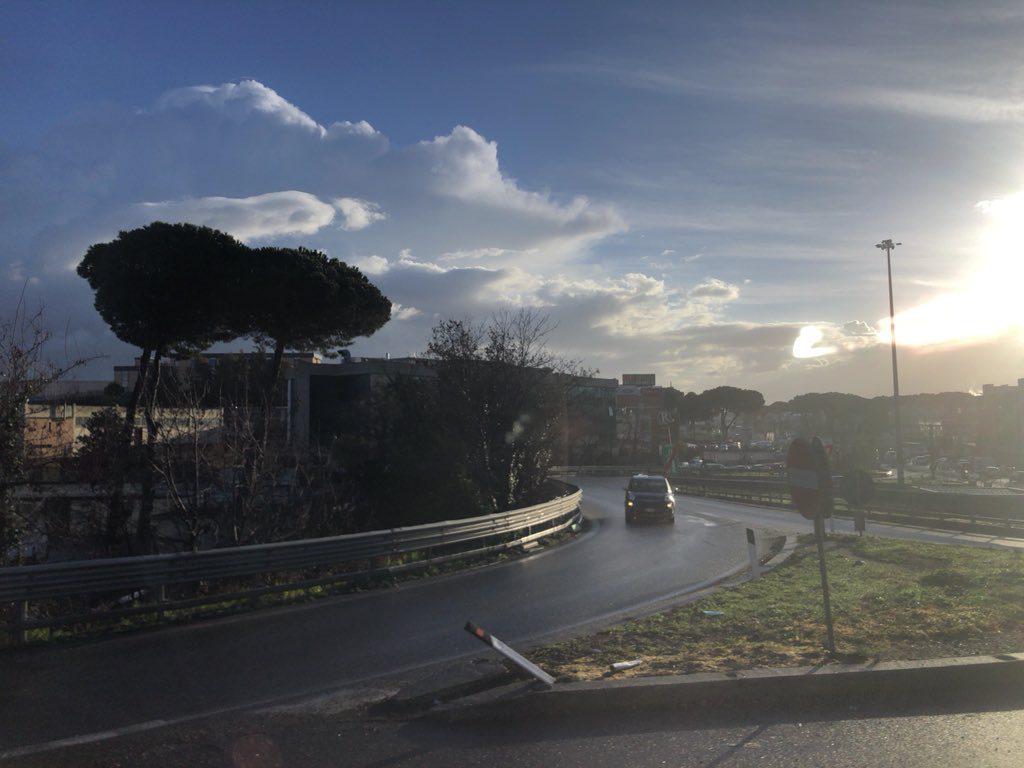 ローマの空 その2